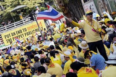 Paskutinis tailandiečių mūšis tęsiasi