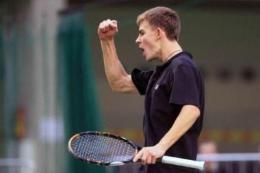 L.Grigelis iškopė į pagrindinį teniso turnyrą Austrijoje