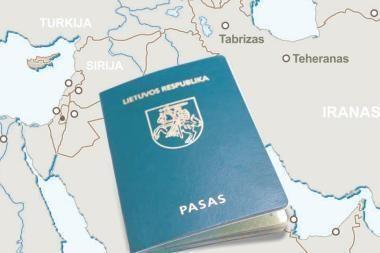 ES teismas svarstys, ar pagrįstai neleidžiama w raidė lietuviškame pase