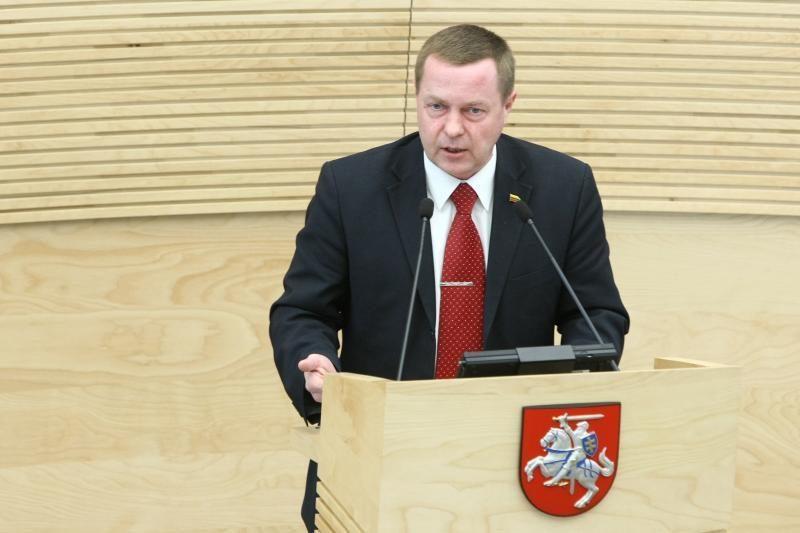 Pralaimėjus rinkimus iš Seimo - ieškoti darbo