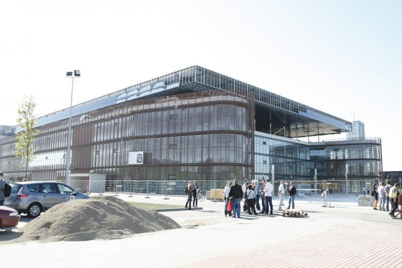 Klaipėdos arenoje – FIBA desantas