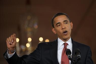 B.Obama pasmerkė Irano prezidento pastabas apie Rugsėjo 11-ąją