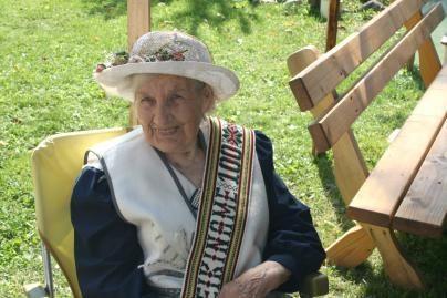 Garliaviete atšventė 100-ąjį gimtadienį