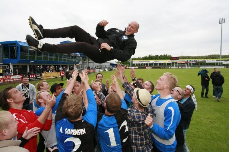 Lietuvio vadovaujamas klubas – tarp Danijos galingųjų