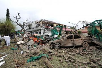 Pakistane – išpuolis prieš Danijos ambasadą (dar papildyta)