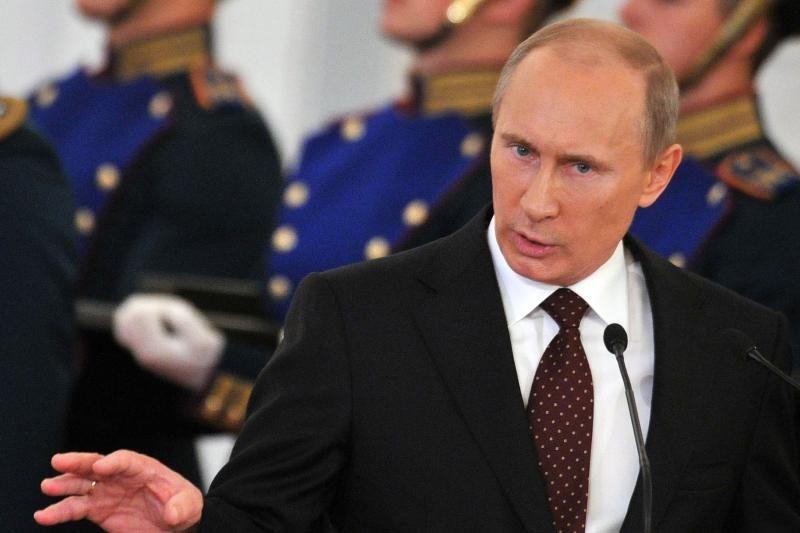 V. Putinas savo valdyme stalinistinių elementų neįžvelgia