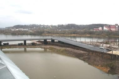 Atidarytas antrasis tiltas į Nemuno salą (papildyta)