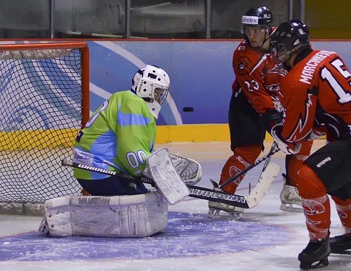 Ledo ritulio čempionate sostinės klubas vis dar be taškų
