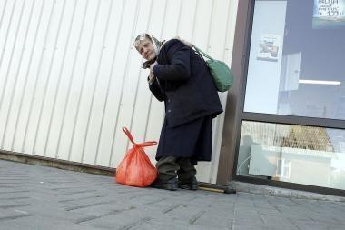 Vyriausybė skolą pensininkams žada grąžinti iki 2012 – ųjų vidurio