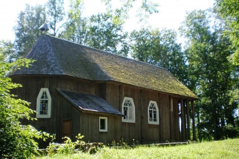 Restauruota unikali Stelmužės bažnyčia