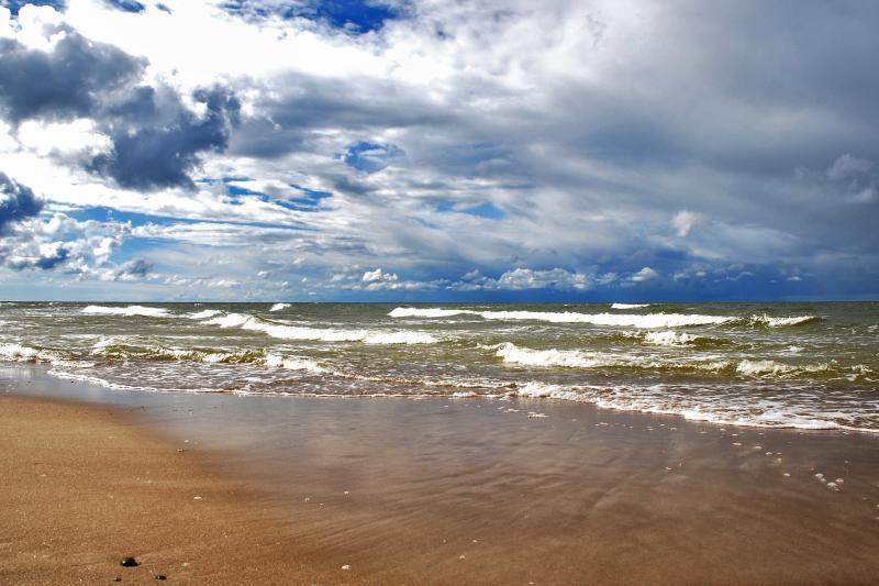 Ar deguonies pumpavimas išgelbės Baltijos jūrą?