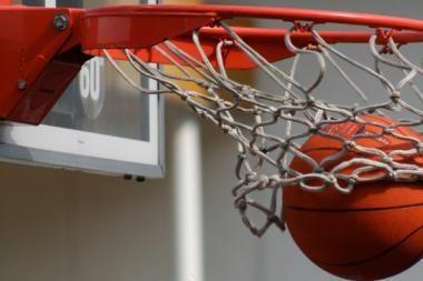 Jauniai nugalėjo Kinijos krepšininkus