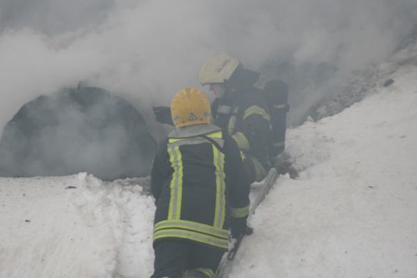 Sekmadienio vakarą kilęs gaisras pasiglemžė dviejų žmonių gyvybes