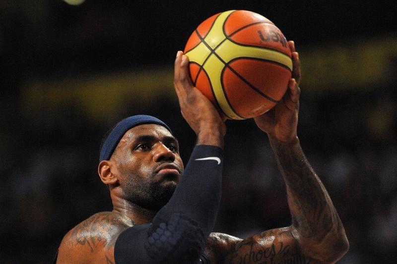 Britai Mančesteryje buvo sutriuškinti NBA žvaigždžių