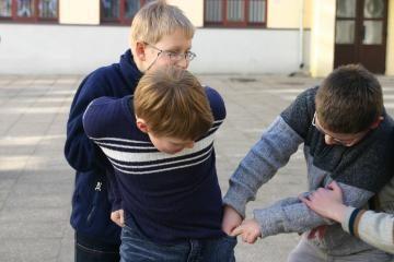 Parama vaikams ateina į mažuosius miestus