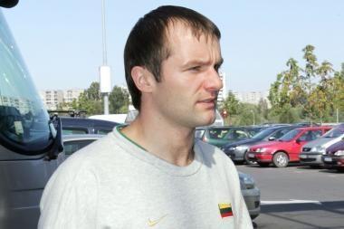 A.Mažutis grįžta į Ukrainą