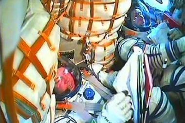 Į TKS pakilo šeštasis kosmoso turistas