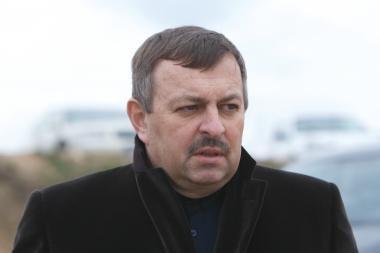 Opozicija žada reikšti interpeliaciją Vilniaus merui V.Navickui