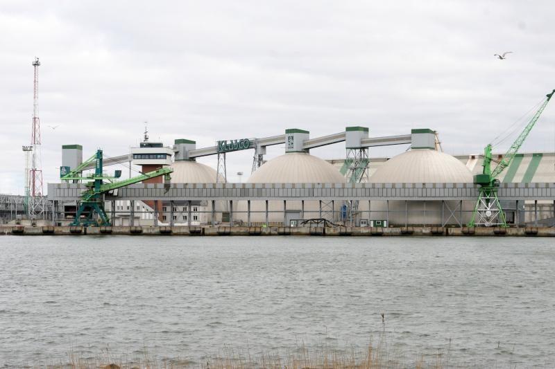 Iš Klaipėdos uosto - atsiprašymas dėl triukšmo