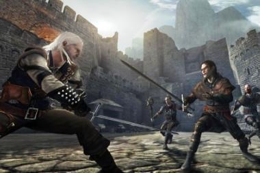 """The Witcher 2: Assassins of Kings"" – tik kitąmet"