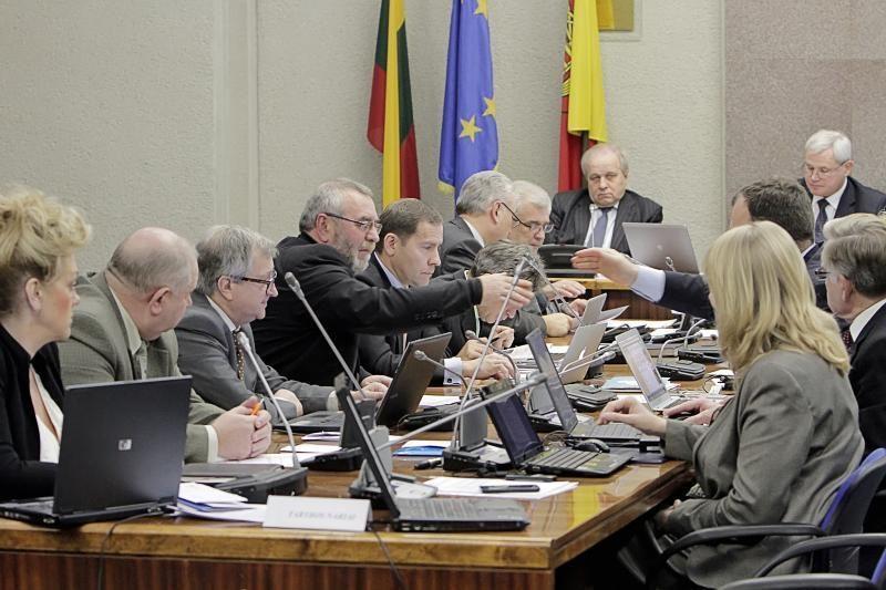 Klaipėdos politikai nepanoro didesnės kontrolės