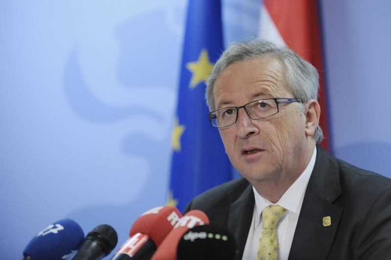 """Liuksemburgas perspėja """"nekišti rankų"""" prie jo finansų sektoriaus"""