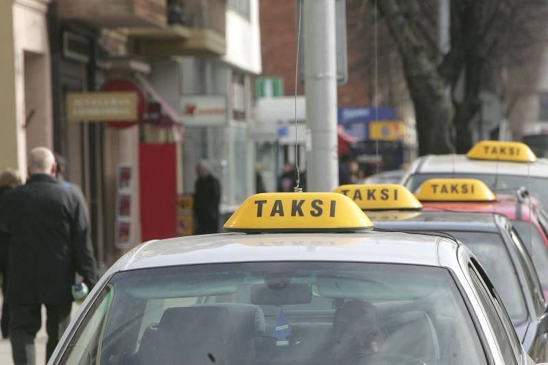 Klaipėdietė pranešė, kad taksistas nusivežė jos mažametę dukrą