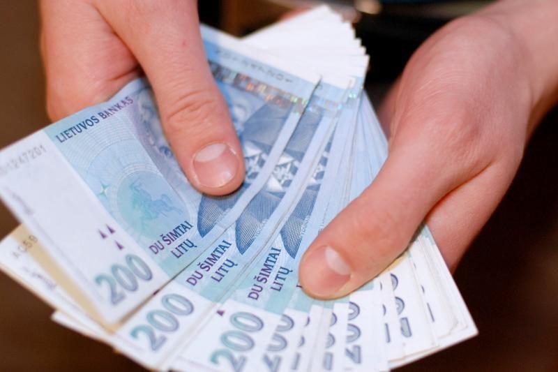 Pareigūnams siūlytas 2 tūkst. litų kyšis atsirūgo
