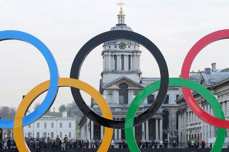 Londono prostitutės vaikomos iš gatvių aplink olimpinį stadioną