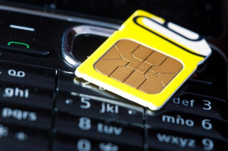 Prasideda kova dėl SIM kortelių standarto