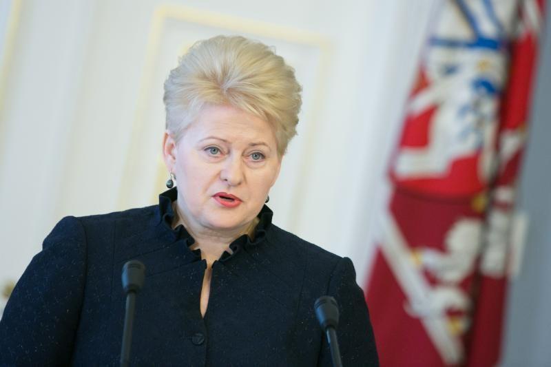 D.Grybauskaitė: nauja Vyriausybė gali neišlaikyti visos kadencijos