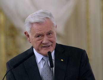 V.Adamkus: Lietuva yra pasirengusi dalyvauti kuriant PRG skydą