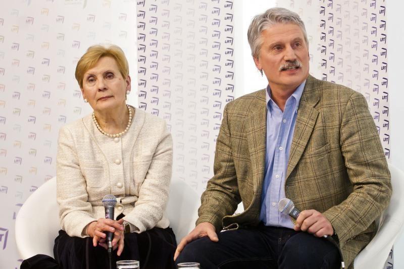 G. Drėmaitė: žinią, kad knyga bus perleista, priėmiau kaip stebuklą
