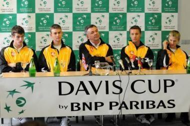 Deviso taurės burtais patenkinti ir lietuviai, ir britai