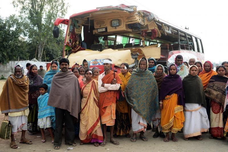 Indijoje autobuso vairuotojui skirta mirties bausmė