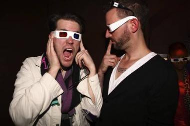 Kodėl 3D gali sukelti galvos ir akių skausmus?