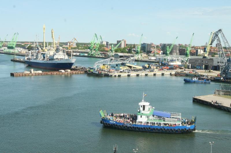 Klaipėda įvertinta už jūrinės valstybės įvaizdžio puoselėjimą