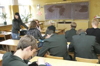 Vietoj ekonomisto užsienyje – pedagogas kaimo mokykloje