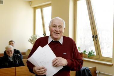 Teisme - A.Šimkaus mašinos ratlankių istorija