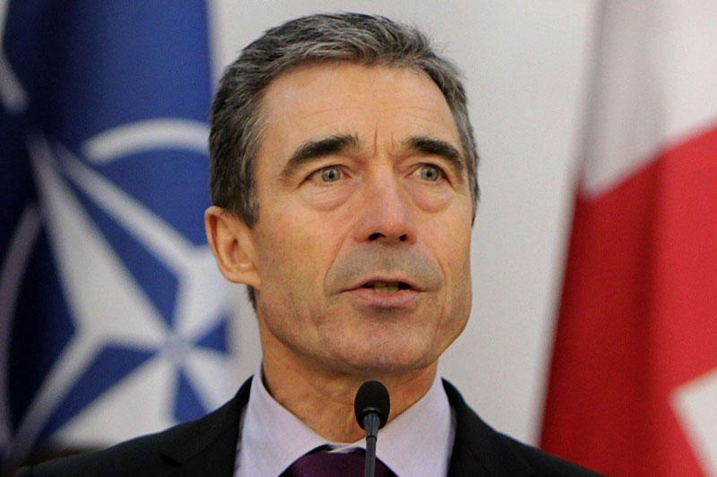 Lietuvoje lankosi NATO generalinis sekretorius