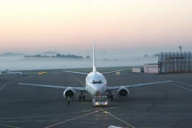 """SAS grupė parduoda """"Estonian Air"""" akcijas"""
