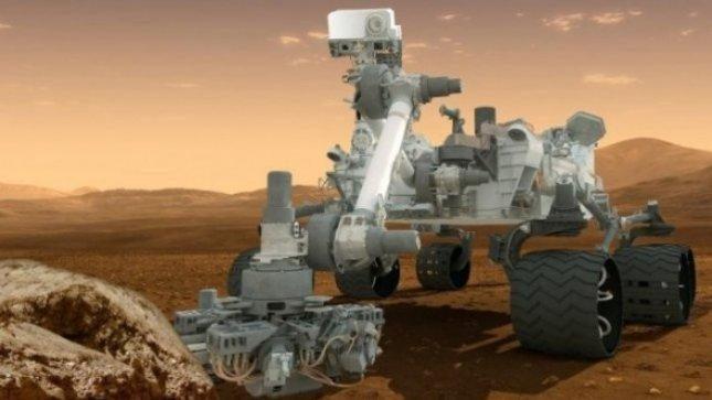 NASA į Marsą sugrįš             2016-aisiais