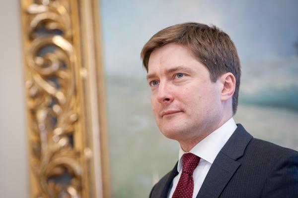 Ūkio ministras D.Žylius atsisako skirti paramą