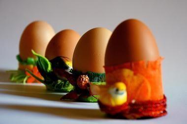Prieš Velykas paukštynai pakels kiaušinių kainas