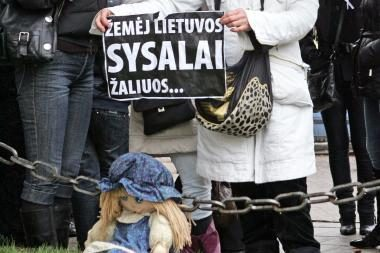 Seimas pritarė komiteto išvadoms dėl pedofilijos bylos