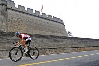 Iš lietuvių pirmieji olimpiadoje startuos dviratininkai