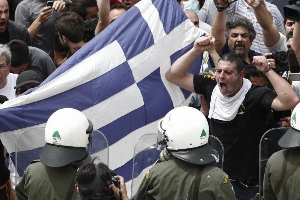 Graikija šiemet sumažino biudžeto deficitą beveik 40 proc.