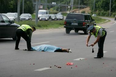 Eismo įvykiuose žuvo trys žmonės