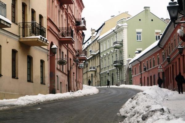 Neįgaliesiems – specialus turistinis maršrutas po Vilniaus senamiestį