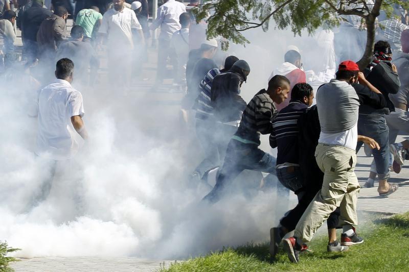 """Ch. Belaido žudikai """"nori skerdynių"""" Tunise?"""
